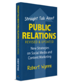 Image of Straight Talk About Public Relations