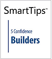 Image of SmartTips: 5 Confidence Builders