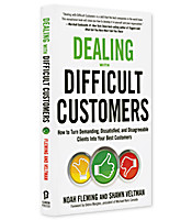 Speed Review: Dealing with Difficult Customers