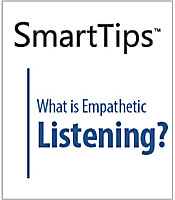 Image of SmartTips: What Is Empathetic Listening?