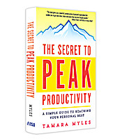 The Secret to Peak Productivity