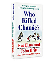 Image of Who Killed Change?