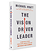 Image of The Vision Driven Leader