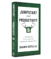 Image of Jumpstart Your Productivity