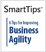 Image of SmartTips: 6 Tips For Improving Business Agility