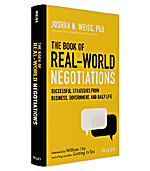 Image of The Book of Real-World Negotiations