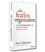 Image of The Fearless Organization