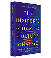 Image of The Insider's Guide to Culture Change