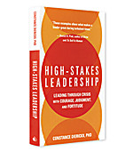 Image of Speed Review: High-Stakes Leadership