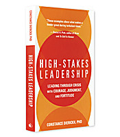 Speed Review: High-Stakes Leadership