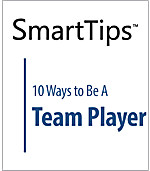 Image of SmartTips: 10 Ways To Be A Team Player