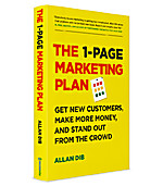 Image of The 1-Page Marketing Plan