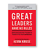 Image of Speed Review: Great Leaders Have No Rules