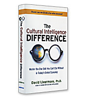Image of The Cultural Intelligence Difference