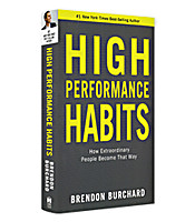 Speed Review: High Performance Habits