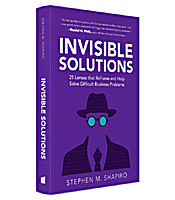 Invisible Solutions