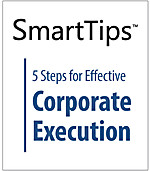 Image of SmartTips: 5 Steps For Effective Corporate Execution