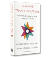 Image of Speed Review: Leading Transformation