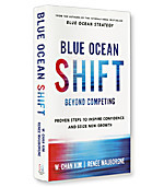 Image of Speed Review: Blue Ocean Shift