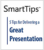 Image of SmartTips: Tips for Delivering A Great Presentation
