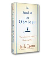 Image of In Search of the Obvious