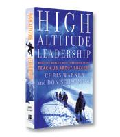 Image of High Altitude Leadership