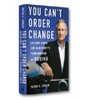 Image of You Can't Order Change