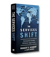 Image of The Services Shift