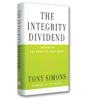 Speed Review: The Integrity Dividend