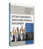 Image of Speed Review: Getting Your Money's Worth From Training & Development