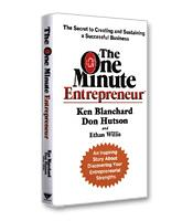 Image of Speed Review: The One Minute Entrepreneur