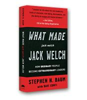 Image of Speed Review: What Made Jack Welch Jack Welch