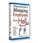 Image of Speed Review: A Survival Guide to Managing Employees from Hell