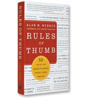 Image of Speed Review: Rules of Thumb