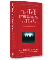 Image of The Five Dysfunctions of a Team