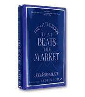 Image of The Little Book that Beats the Market