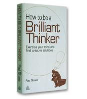 Image of Speed Review: How to Be a Brilliant Thinker