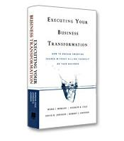 Speed Review: Executing Your Business Transformation