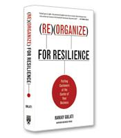 Image of Speed Review: Reorganize for Resilience