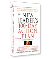 Image of The New Leader's 100-Day Action Plan