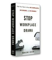 Image of Stop Workplace Drama