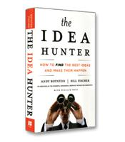 Speed Review: The Idea Hunter