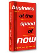 Image of Speed Review: Business at the Speed of Now