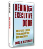 Image of Speed Review: Behind the Executive Door