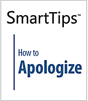 Image of SmartTips: How To Apologize