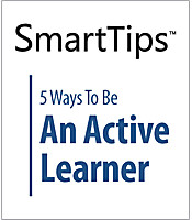 Image of SmartTips: 5 Ways To Be An Active Learner