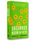 Image of Speed Review: Uncommon Service