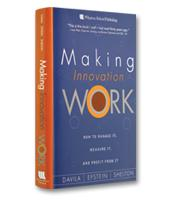 Image of Making Innovation Work