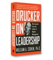 Image of Drucker on Leadership