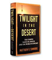 Image of Twilight in the Desert